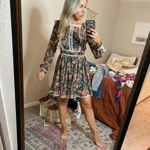 Lulu's JOVONNA LONDON mini dress
